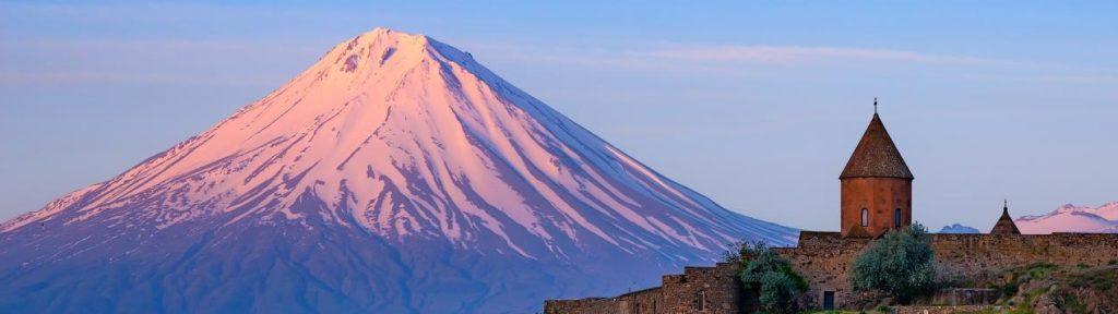 паломничество Армения