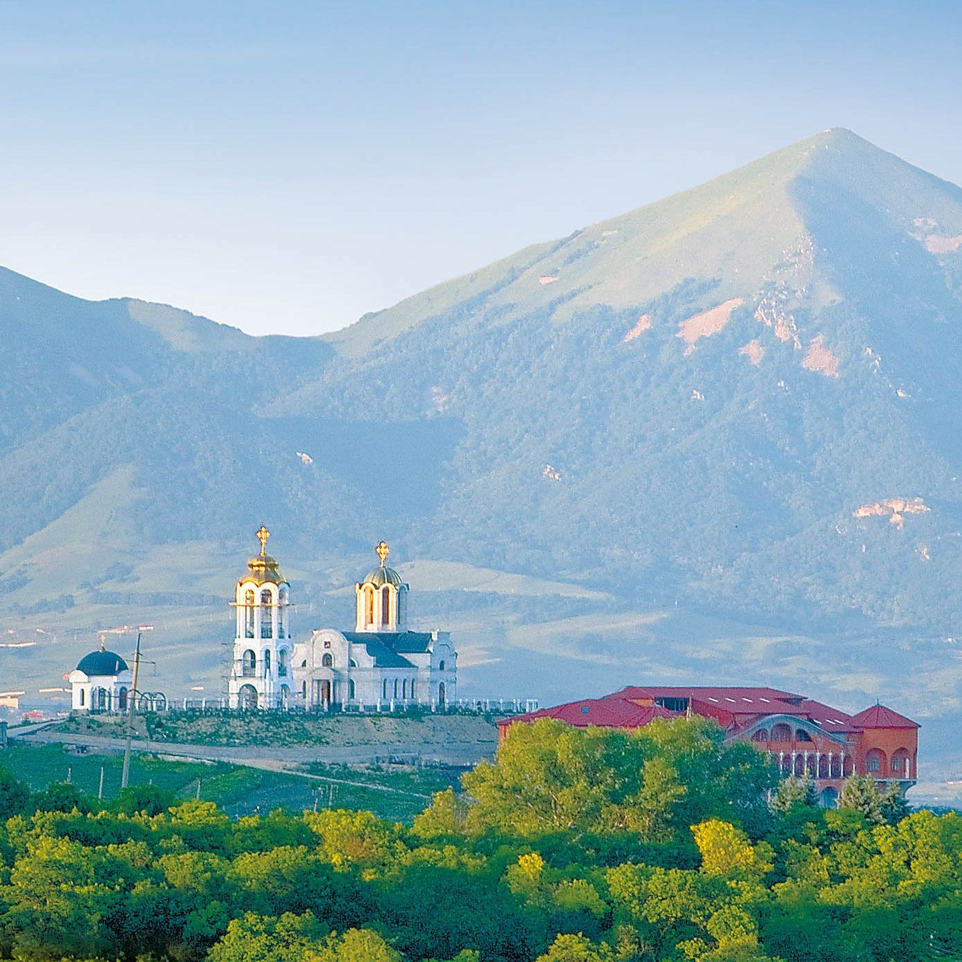 паломничество на Кавказ